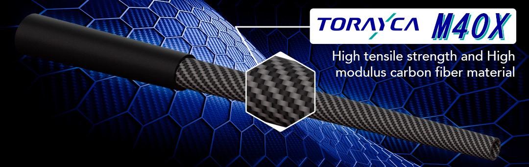 Tech – TORAYCA® M40X – Pro's Choice Golf Shafts